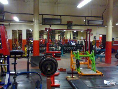 Heavy Durt Equipment @ Physical Culture