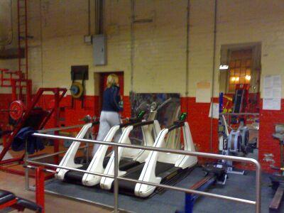 Treadmills @ Physical Culture