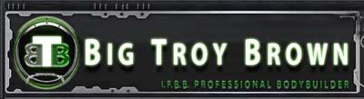 IFBB Pro Troy